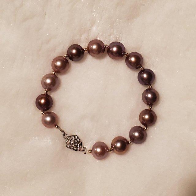 珍珠手链制作的大致步骤