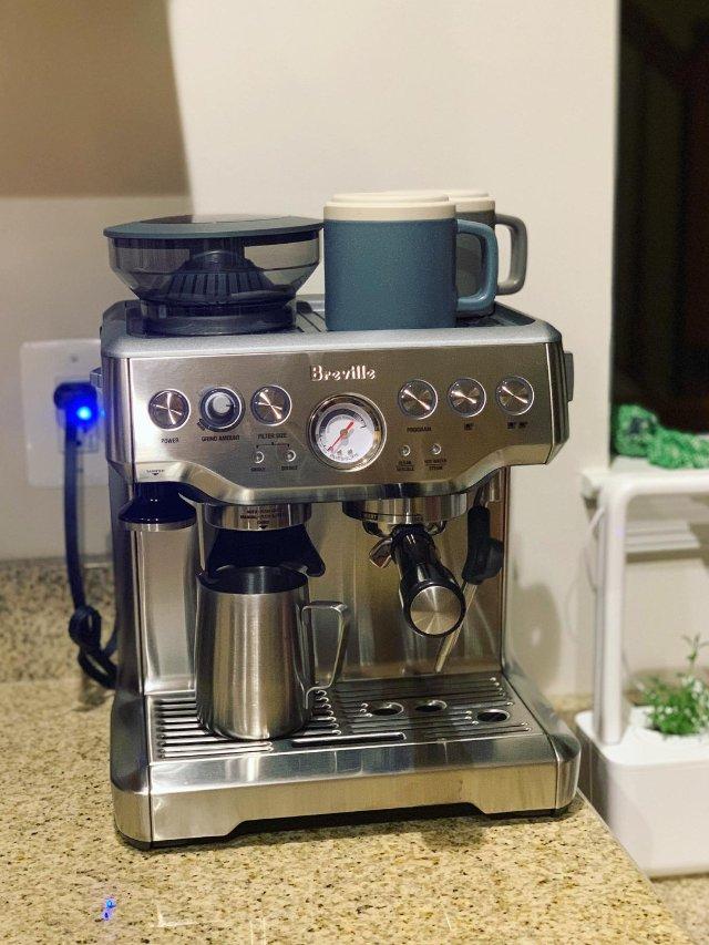 神deal入手的espresso ...