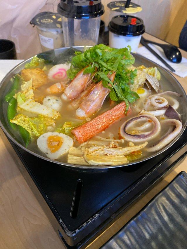 8锅臭臭锅也可以吃到香香锅