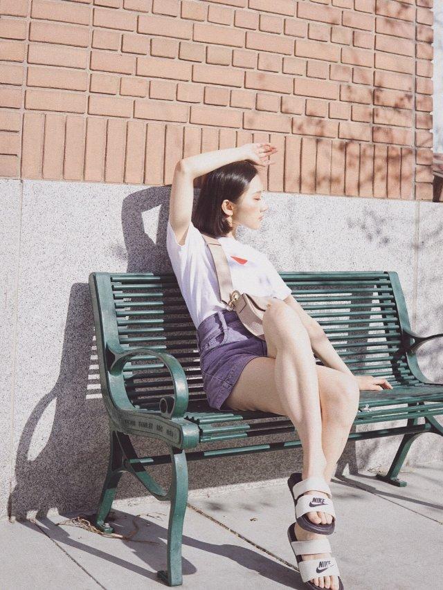 🌊 夏日街头时尚-澡堂拖