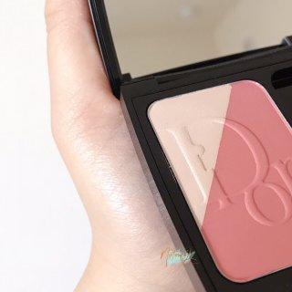 Dior 2016限量双色腮红高光盘,绝...