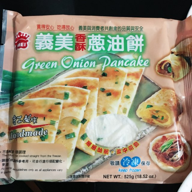 義美香酥葱油饼🤤