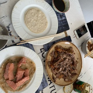 等玫瑰的北京烤鸭...