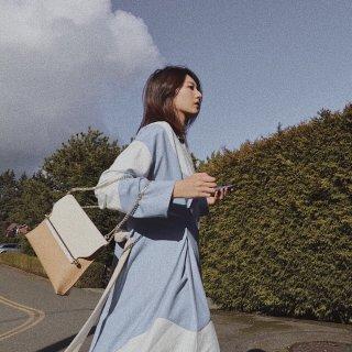 春季衣橱 【雾霾蓝】...