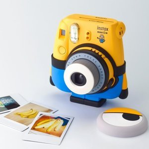 $59.99Fujifilm Minion instax mini 8 Instant Film Camera