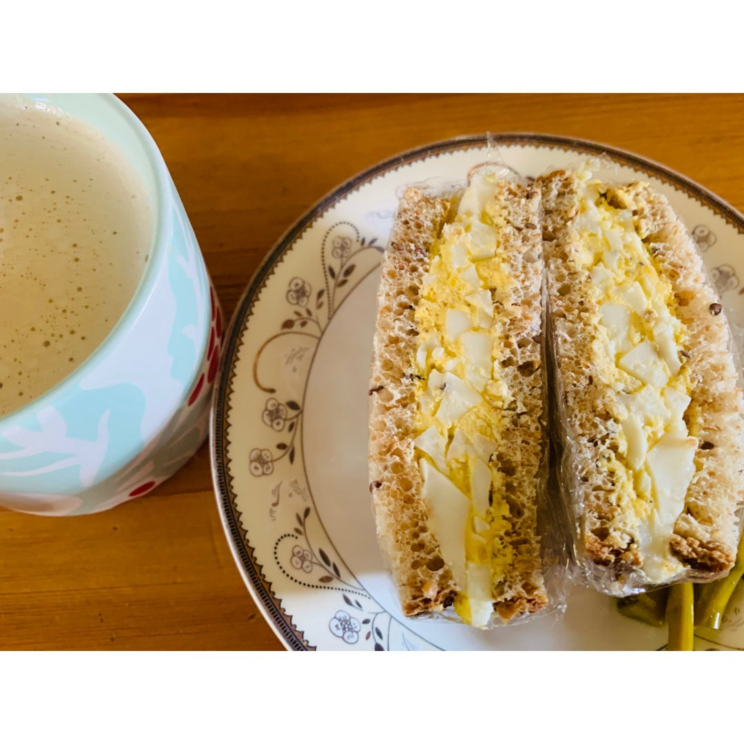 日式鸡蛋三明治🥪