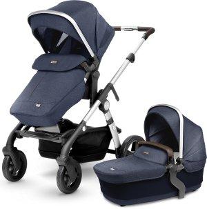 Silver Cross Wave Stroller - Midnight Blue