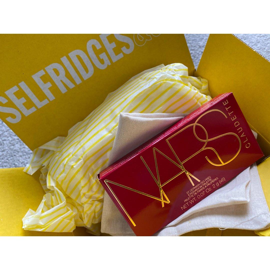 Selfridges 塞尔福里奇百货,NARS