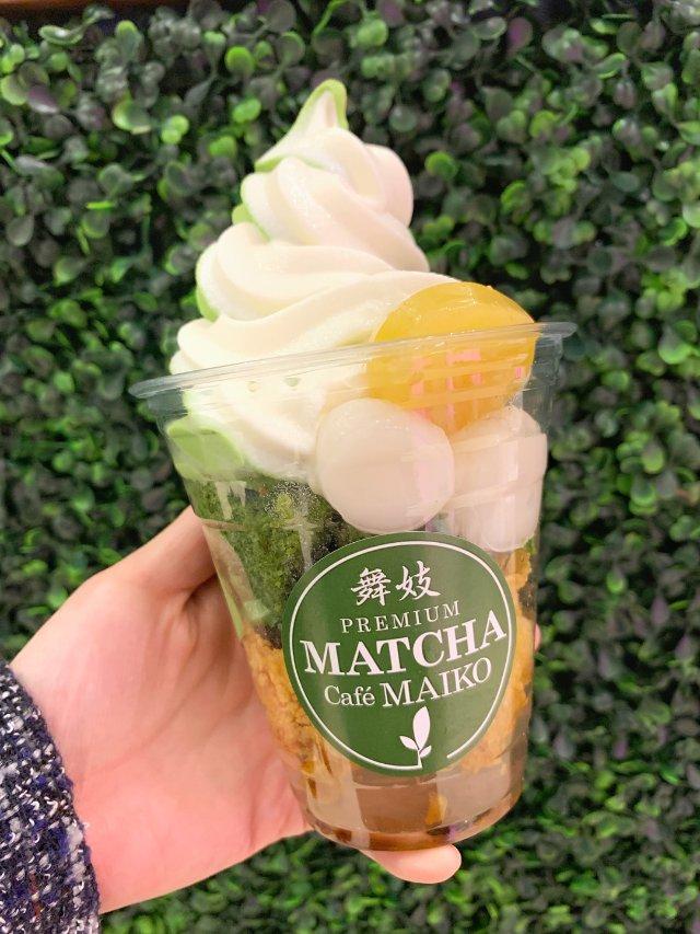 Matcha Cafe Maiko...