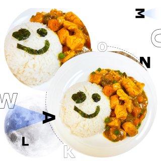 三文鱼骨炖豆腐➕鱼块咖喱饭丨一鱼两吃 懒...