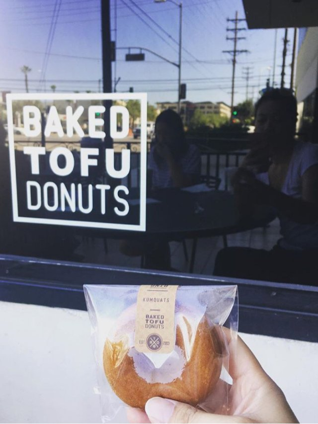 Ring Baked Tofu D...