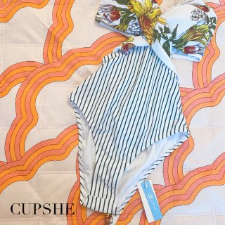 CUPSHE宝藏泳衣 承包你的海滩假期