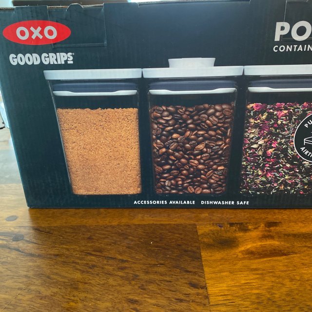 OXO 密封储物罐