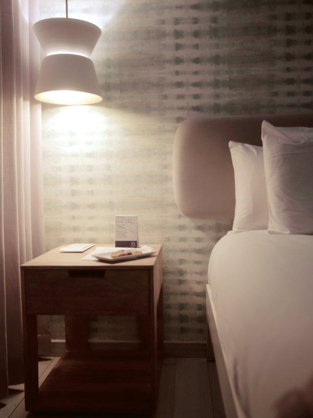 这间酒店的内饰家具太喜欢了