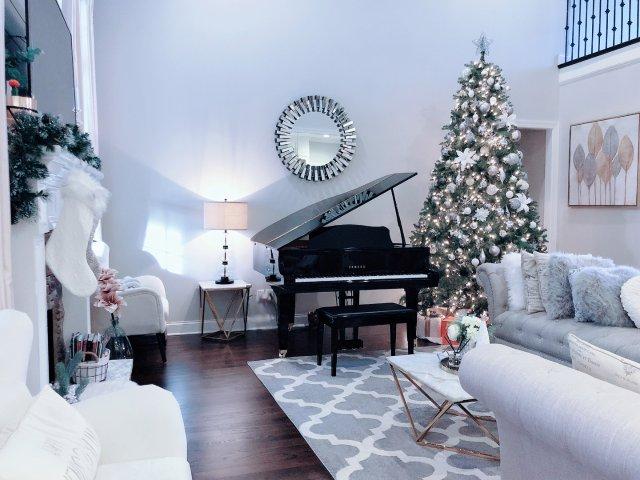 营造家里的圣诞气氛🌲