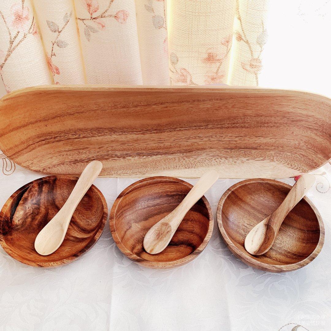 厨具分享之   木质餐具