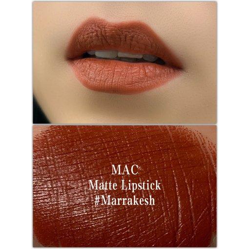 💄千人千色的网红唇膏MAC Marrakesh