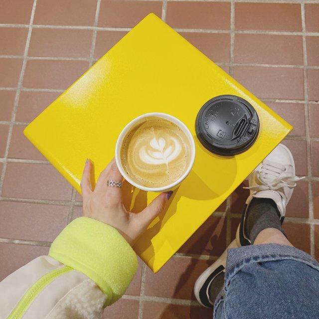 韩国咖啡推荐 韩国旅行