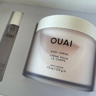 你好2021|OUAI香水身体霜套装...