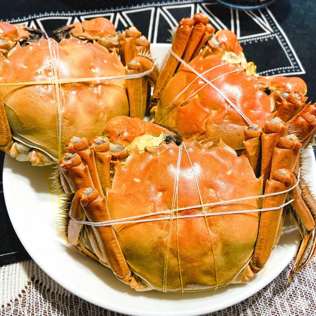吃蟹的季节