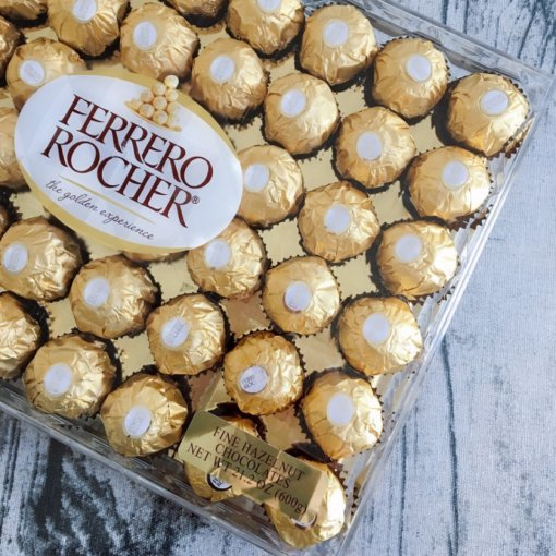费罗列巧克力的诱惑,谁能挡得住?