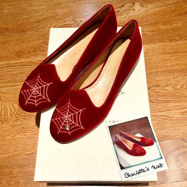 超可爱的蜘蛛🕷️鞋🥿