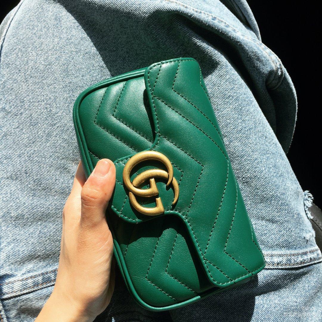 Gucci Marmont,gucci super mini,ssense买什么