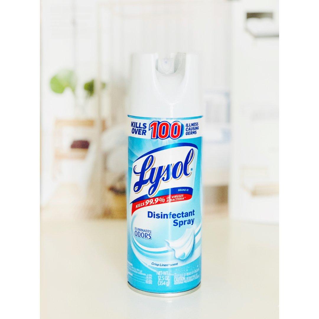 Costco买什么|LYSOL消毒喷雾