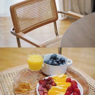 居家好物丨餐桌圆桌&餐椅,极简🤎温馨...