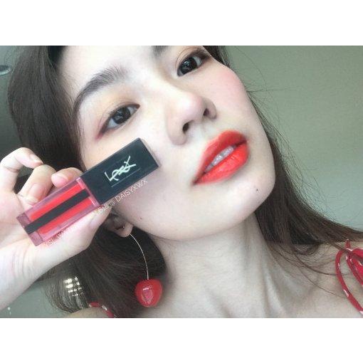 #超显白血橙色-YSL618#