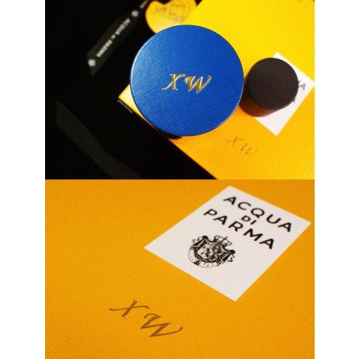 开箱|Acqua di Parma 写了我的名字!?