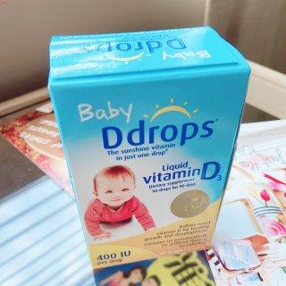 给小宝贝的D drop终于到货了...