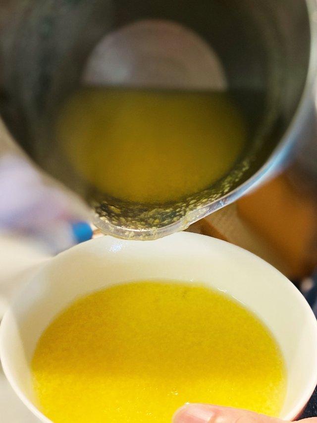 九阳豆浆机带来玉米小米粥