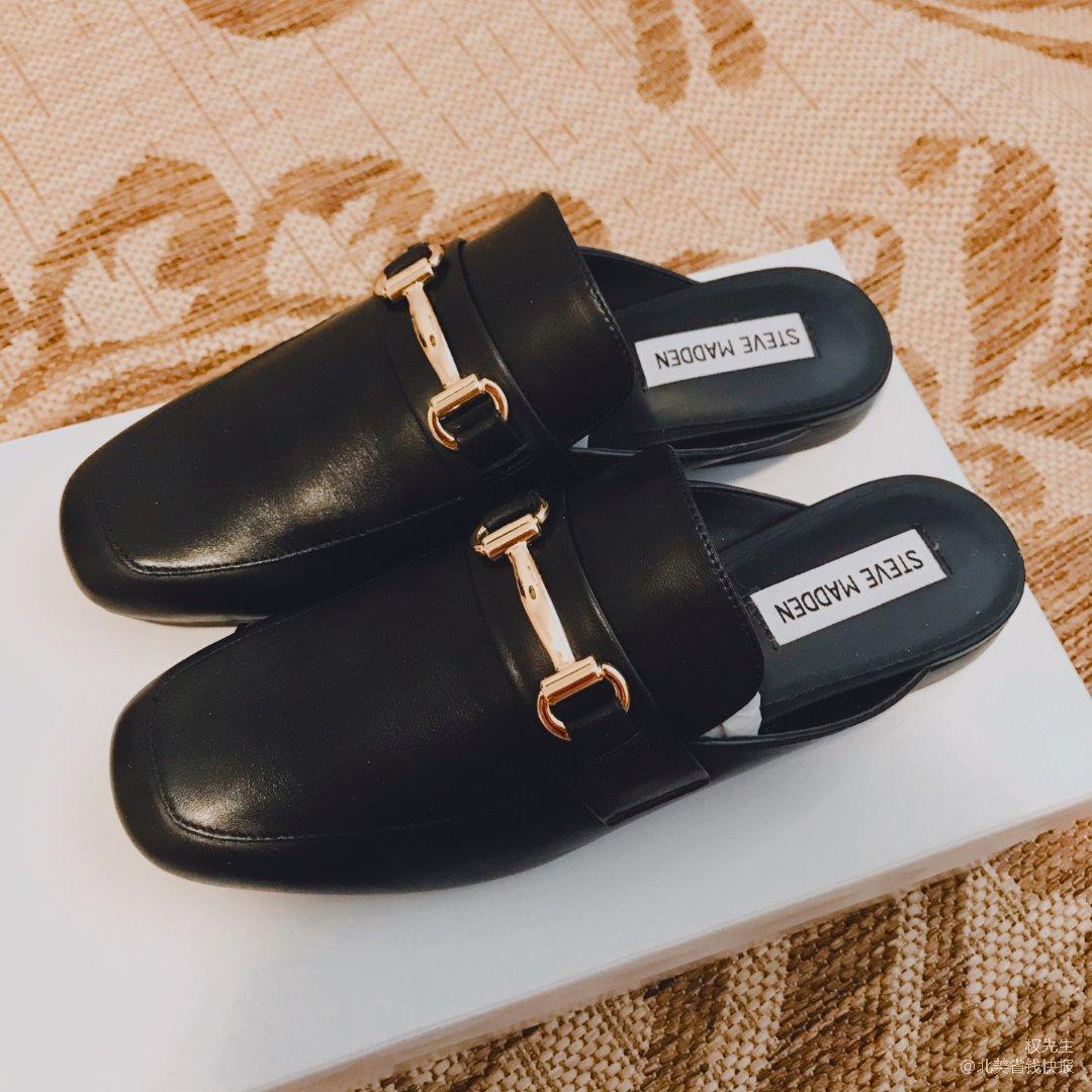 生活分享 休闲百搭穆勒鞋
