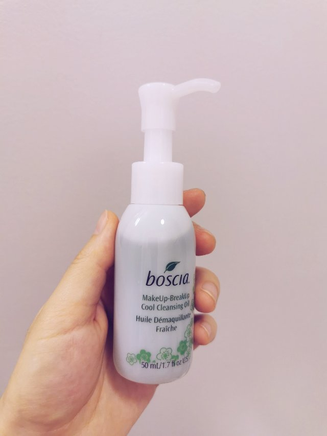 boscia卸妆油