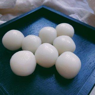 古早小清新白玉丸子爆浆豆乳蛋糕与宫崎骏风...
