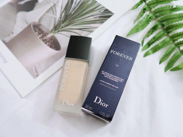 彩妆篇|Dior Forever哑...