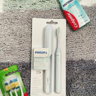 微众测:飞利浦的便携电动牙刷