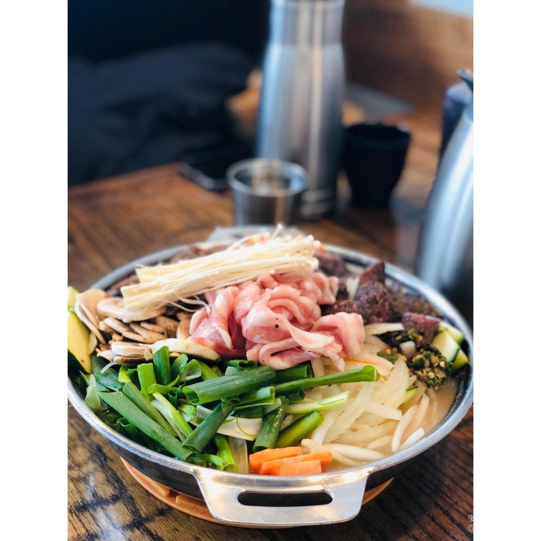 韩式米肠锅🍲