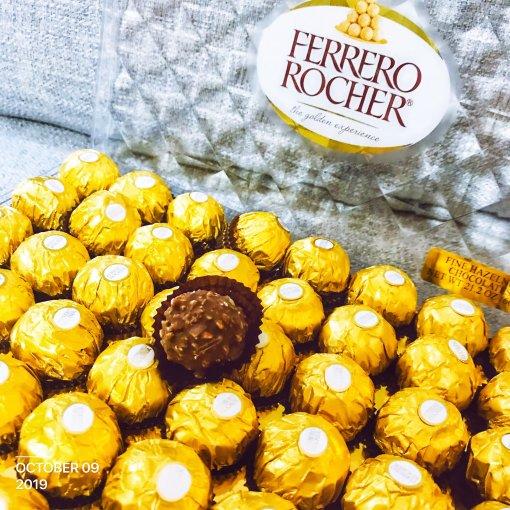 《costco买什么》一盒48粒金沙巧克力只要$8.99👏