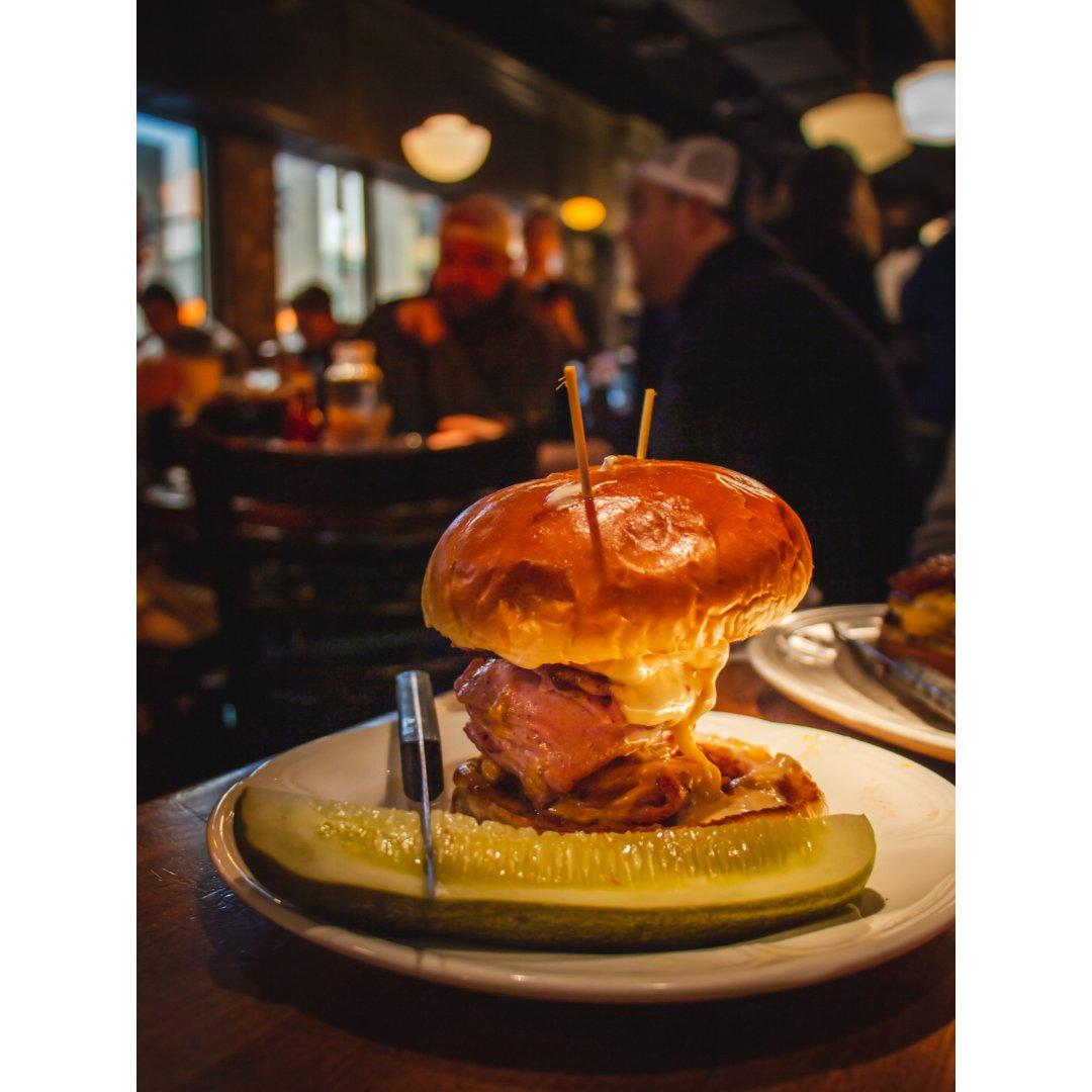 芝加哥打卡榜单之最好吃的汉堡店Au...