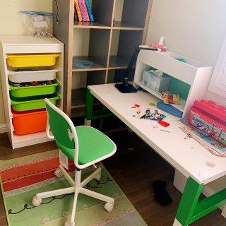 周末Ikea转一圈,儿童房就出来了...