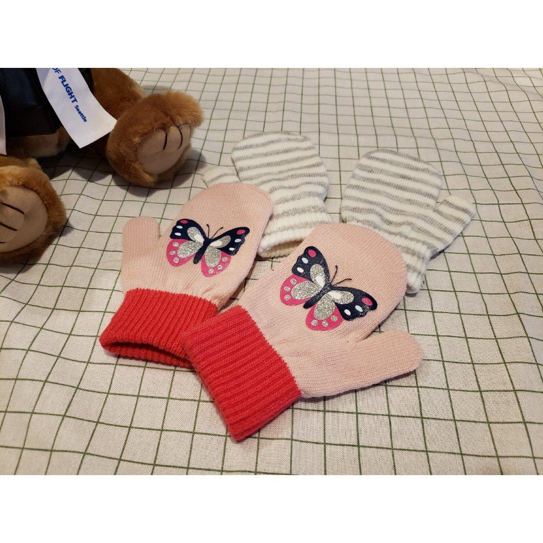 Carter's 宝宝毛线手套