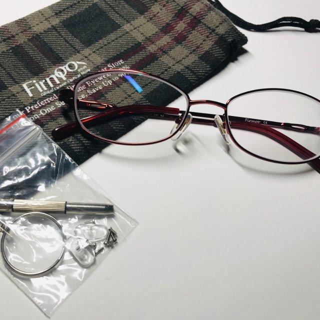 不推荐的Firmoo眼镜