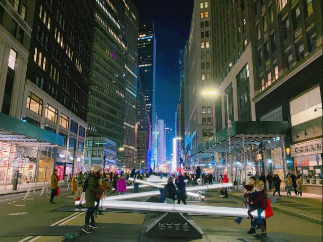 纽约最新🆕网红音乐🎵跷跷板