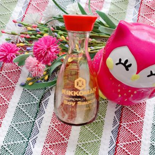🈳️瓶记 | kikkoman万字酱油...
