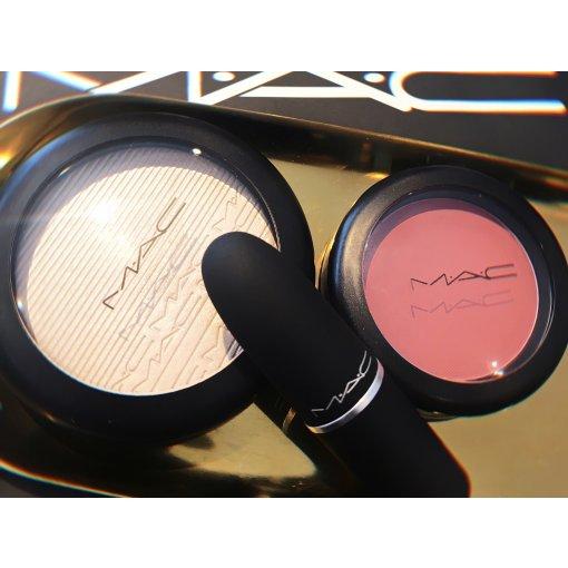 M.A.C网红三件套💄内含 316泫雅色🤔真实试色