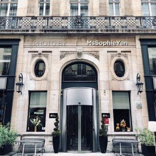 巴黎酒店|我推荐opera附近的英迪格...