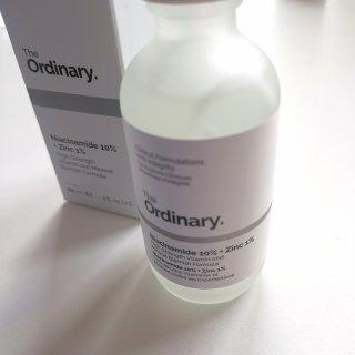 The Ordinary | Niacinamide 10% + Zinc 1%