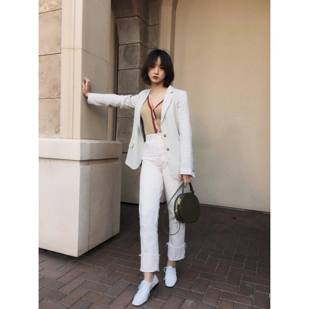 今日之服 | 白西装怎么穿